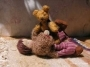 Spiel: Micha mit Teddy