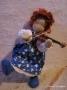 Geige alleine