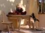 Lars mit dem Hündchen