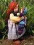 Spiel: Tamara mit Puppe
