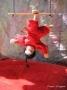 Chinesenbub ein Bein